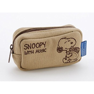 SNOOPY with Music SNOOPY/マウスピースポーチ ホルン用 SMP-HRBG【SNOOPY with Music】