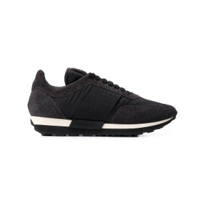 Moncler low top trainers - ブラック