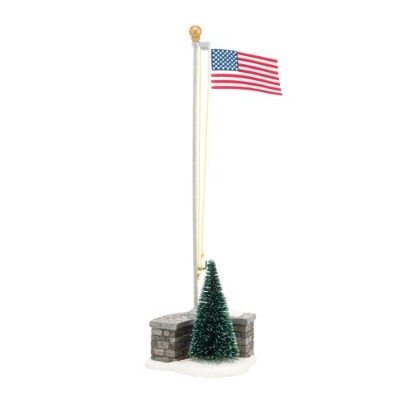 Department 56 Accessories Village Stars and Stripes Accessory, 2.68-Inch [並行輸入品]
