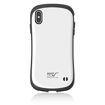 【ROOT CO.】iPhoneXS Max ケース Gravity Shock Resist Case. /ROOT CO.×iFace Model(ホワイト)
