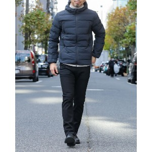 UBR(ウーバー) ダウンジャケット【REGULATOR Down Hooded Jacket】