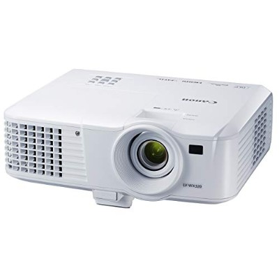 Canon POWER PROJECTOR キヤノン パワープロジェクター LV-WX320