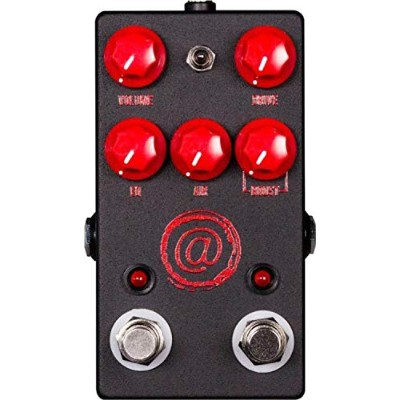 JHS Pedals The AT+ Inverted Color Andy Timmons オーバードライブ ディストーション エフェクター