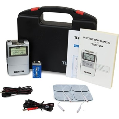 Tens Unit - Tens Machine for Pain Management, Back Pain and Rehabilitation. by United Surgical