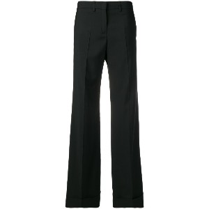 Ps By Paul Smith flared trousers - ブラック