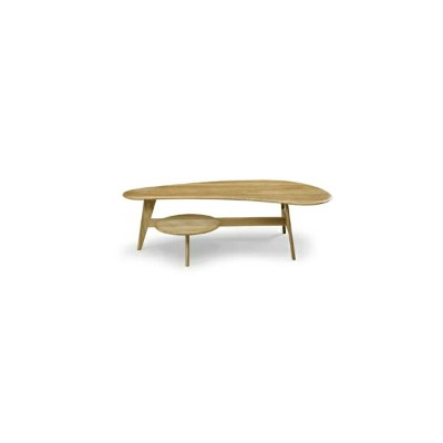 【Y-030】シギヤマ家具 GREEN YUZU CENTER TABLE B