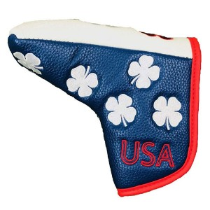 Black Clover Limited Edition All Over USA Blade Putter Cover【ゴルフ アクセサリー>ヘッドカバー】
