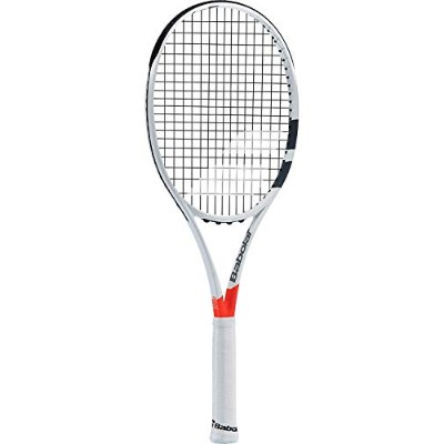 Babolat 2017 Pure Strike 100 テニスラケット 4_3/8