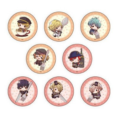 【A3】缶バッジ 千銃士 01 SD BOX[グッズ]