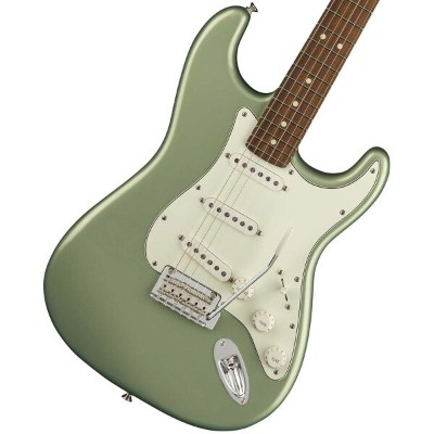 Fender / Player Series Stratocaster Sage Green Metallic Pau Ferro 《フェンダー純正グッズを進呈/+79083》《数量限定...