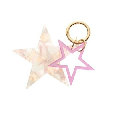 Lグッズ(ダブルスターチャーム)/クチュールブローチ(Couture Brooch)