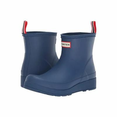 ハンター Hunter レインシューズ・長靴 Original Play Boot Short Rain Boots Peak Blue