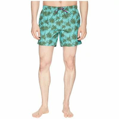 ヒューゴ ボス BOSS Hugo Boss 海パン Piranha Swim Trunk Open Blue