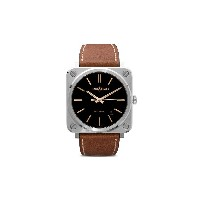 Bell & Ross BR S-92 ゴールデン ヘリテージ 39mm - Black And Camo