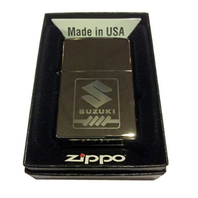 SUZUKI Collectible Zippo Lighter
