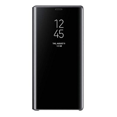 Galaxy Note9 CLEAR VIEW STANDING COVER ブラック【Galaxy純正 国内正規品】 EF-ZN960CBEGJP