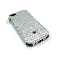 Lim`s ANTIQUE EDITION iPhone SE/5s/5用○LEIP5ABSV Silver パソコン・モバイル雑貨