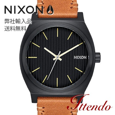 NIXON THE TIME TELLER ニクソン タイムテラー A045-2664-00 THE ARCHITECT Collection