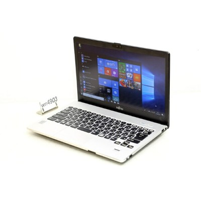 中古 ノートパソコン Windows10 富士通 LIFEBOOK S904/J FMVS02002 Core i5 4300U 1.90GHz 4GB 320GB Bluetooth カメラ...