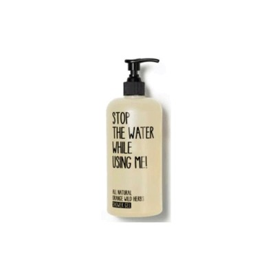 STOP THE WATER WHILE USING ME! O&WHシャワージェル (オレンジ&ワイルドハーブ) 500ml