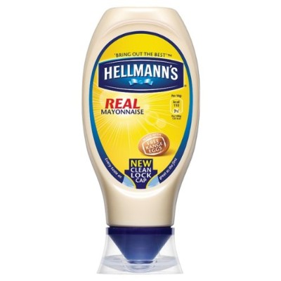 Hellmanns Real Mayonnaise 1 x 430ml