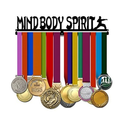 Mind Body Spirit – Martial Artsメダルハンガー