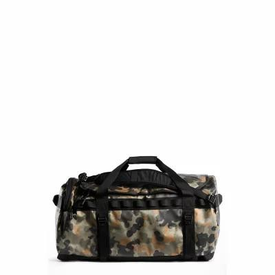 ザ ノースフェイス THE NORTH FACE ボストンバッグ・ダッフルバッグ Base Camp Large Duffel Bag Taupe Green/ Macrofleck Camo