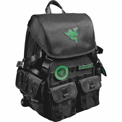 モバイルエッジ Mobile Edge パソコンバッグ Razer Tactical 17' Laptop Backpack Black