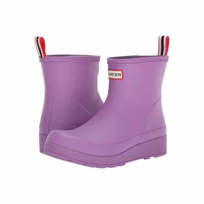 ハンター Hunter レインシューズ・長靴 Original Play Boot Short Rain Boots Thistle