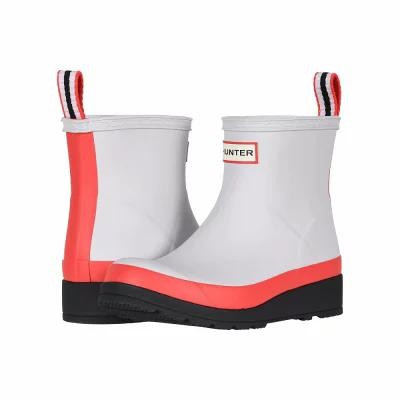 ハンター Hunter レインシューズ・長靴 Original Play Boot Short Rain Boots Hunter Red/Hunter White/Black