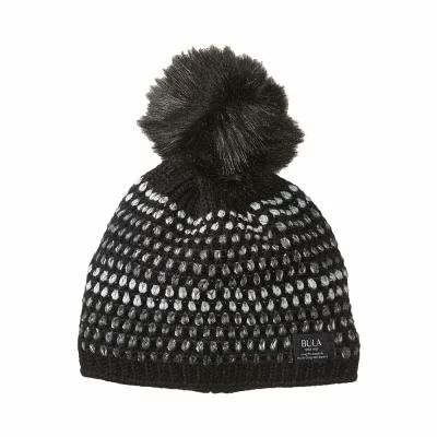 ブーラ BULA ニット Bubble Beanie Black