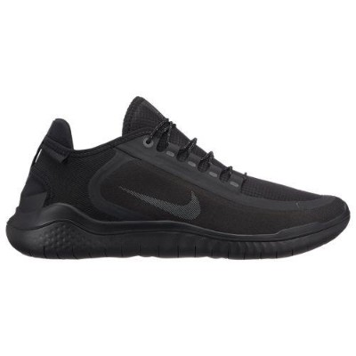 (取寄)ナイキ メンズ フリー RN 2018 シールド Nike Men's Free RN 2018 Shield Black Anthracite Anthracite