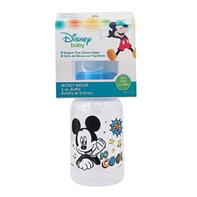 Mickey Mouse Baby Bottle by Disney