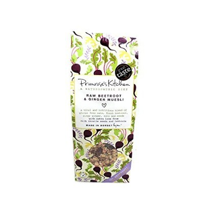 Primrose's Kitchen - Raw Beetroot & Ginger Muesli - 400g