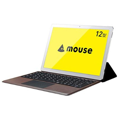 mouse 2in1 タブレット ノートパソコン MT-WN1201SN Windows10/12型/128GB