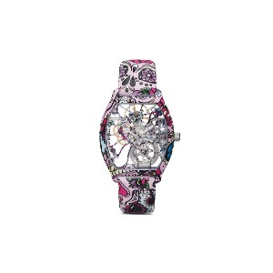 Claude Meylan Tortue 6047-WPT Calavera 40mm - Multicoloured