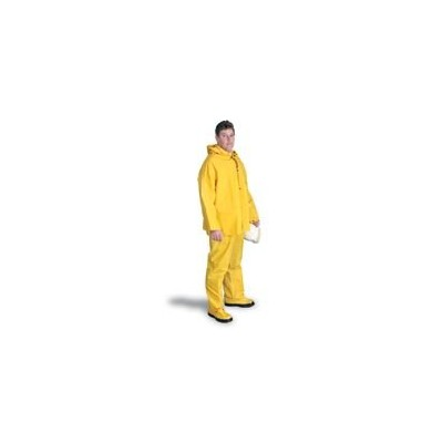 Radnor テつョ PVC And Polyester Rain Suit - Large Yellow - 64055902 by Radnor