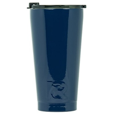 (Navy) - RTIC Double Wall Vacuum Insulated 470ml Pint (Navy)
