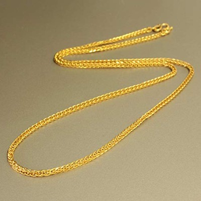 One&Only Jewellery 【K24】9.2g イエローゴールド チェーン ネックレス ペンダント 24金