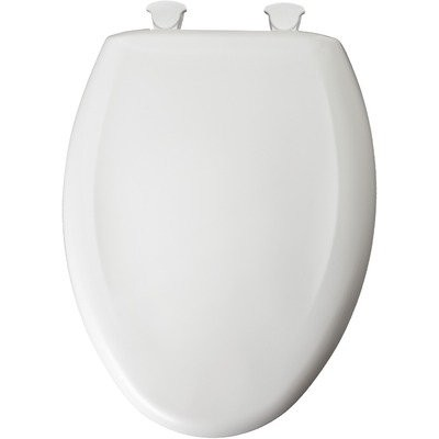 Bemis B1200SLOWT141 Elongated Closed Front Slow-Close Lift-Off Toilet Seat in by Bemis Toilet Seats
