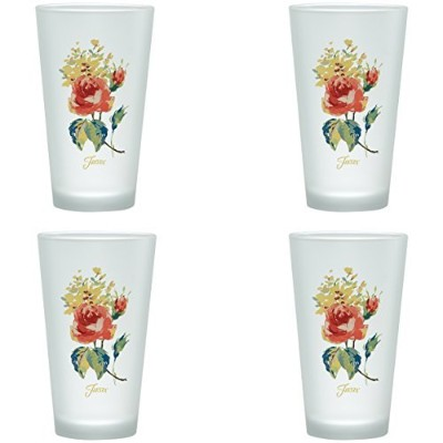 公式ライセンスFiesta Floral Bouquet Set of 4 452FLOR0215-4DS