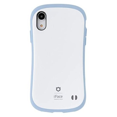 iFace First Class Pastel iPhone XR ケース [ブルー]