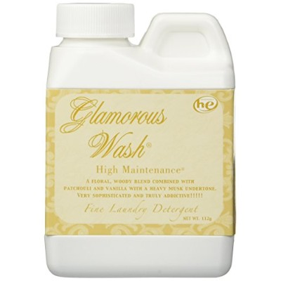 Tyler Glamorous Wash High Maintenance 4oz Fine Laundry Detergent by Tyler Company