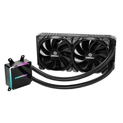 ENERMAX アドレッサブル型RGB LED水冷CPUクーラー LIQTECH TR4 II 240mm ELC-LTTRTO240-TBP Threadripper専用