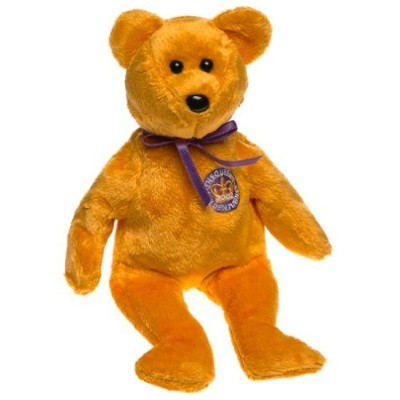 TY Beanie Baby - CELEBRATIONS the Golden Jubilee Bear (Country Exclusive) by Ty [並行輸入品]