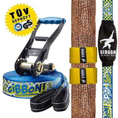 GIBBON(ギボン) FUN LINE X13 TREE PRO SET 15m 【日本正規品】 GB-FL15-X13TP