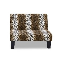 Casual sofa style シングルソファベッド ハンペン ヒョウ○145230 チェア・ベンチ・スツール