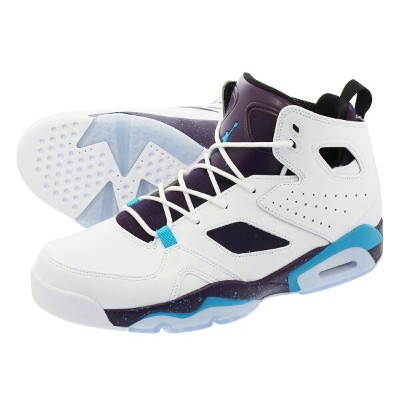 【楽天スーパーSALE】 NIKE JORDAN FLIGHT CLUB 91 ナイキ ジョーダン フライトクラブ 91 WHITE/BLUE LAGOON/GRAND PURPLE