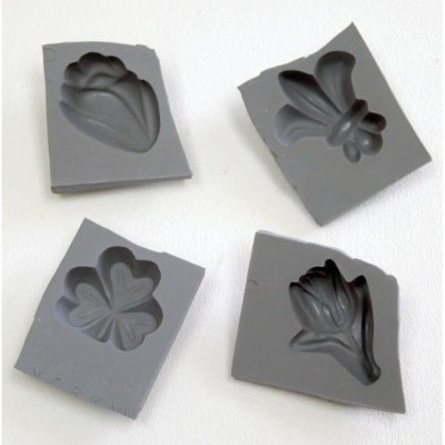Signs of SpringゴムMolds、4/PK