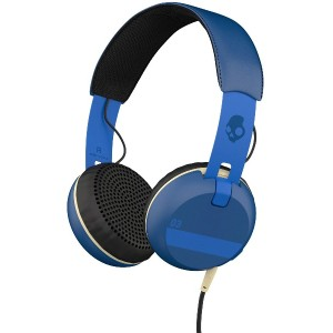 SKULLCANDY Grind○Grind Illfamed/royal/blue ttech 音響機器